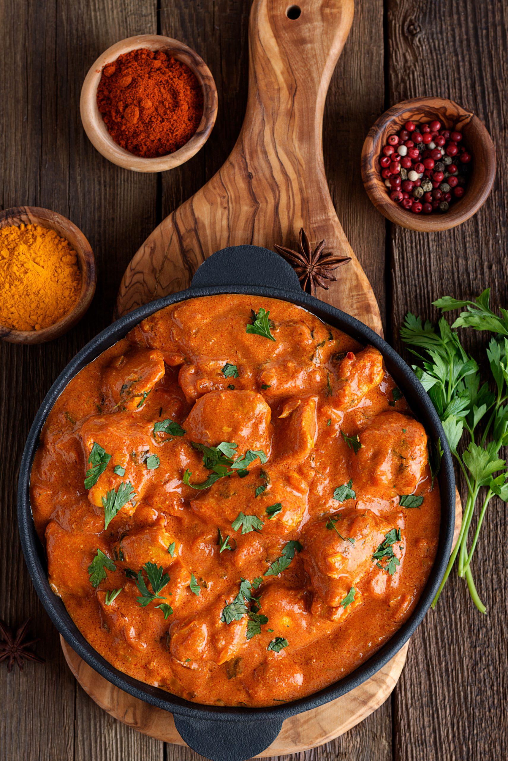 Sizzlingpots Instant Pot Chicken Tikka Masala Recipe